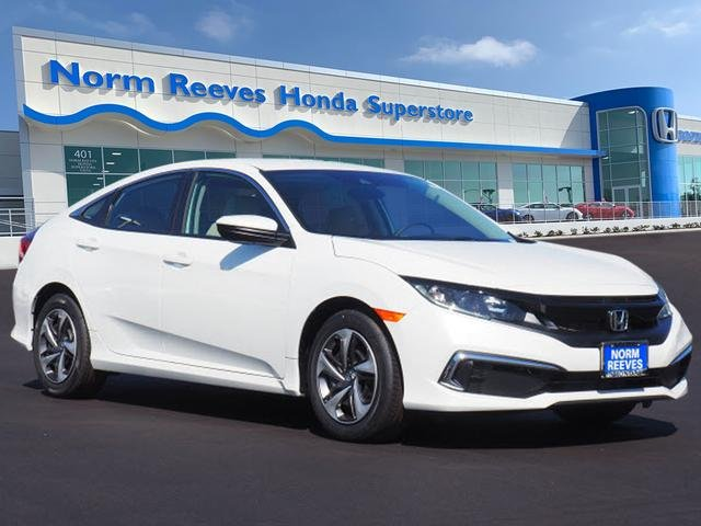 Honda Civic New >> New 2019 Honda Civic Sedan Lx Fwd 4dr Car