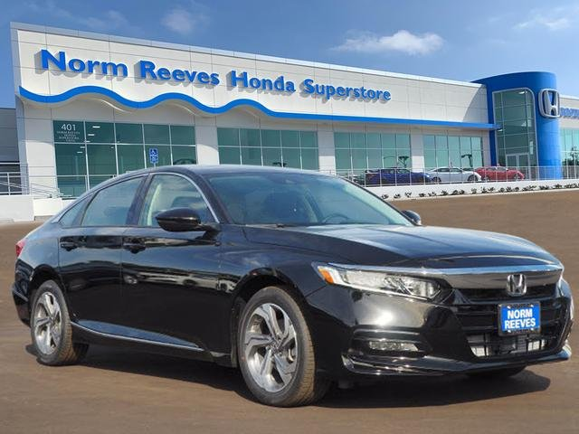 New 2020 Honda Accord Sedan Ex L 1 5t Fwd 4dr Car