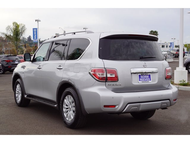 Pre-Owned 2017 Nissan Armada SV