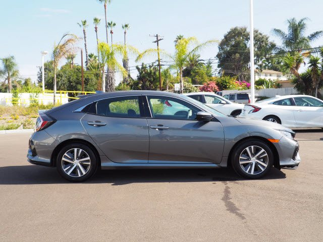 Pre-Owned 2020 Honda Civic Hatchback LX